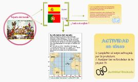 Copy of Reparto del Mundo: España-Portugal