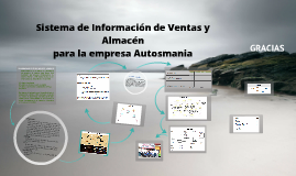Sistema de información de ventas y almacen