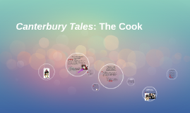 Copy of Canterbury Tales: The Cook