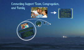 Connecting Support Team, Congregation, and Family