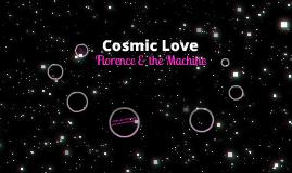 florence and the machine cosmic lyrics