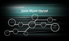 Zane Wyatt Harvel