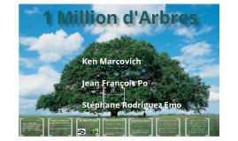 1 Million d'Arbres