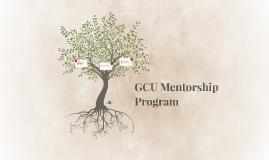 GCU Mentorship Program