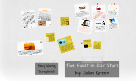 """The Fault in Our Stars"" Scrapbook"