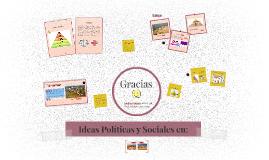 Ideas Políticas y Sociales en: