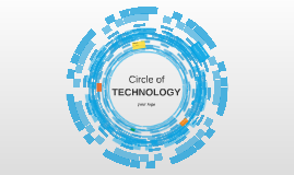 Circle of Technology - Prezi Template