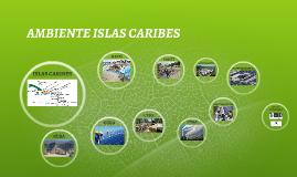 AMBIENTE ISLAS CARIBES