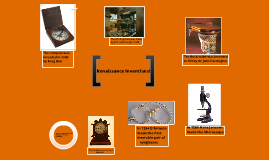 Renaissance Inventions by Jonathan Kevin on Prezi