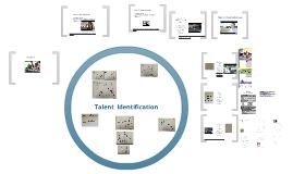 Talent ID and Development Videos