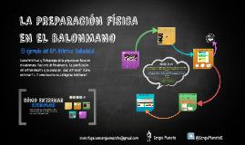 Copy of LA PREPARACIÓN FÍSICA EN EL BALONMANO