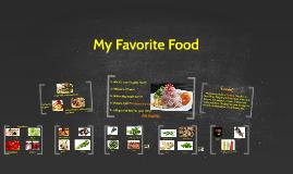 Copy of My Favorite Food (B02)