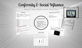 Conformity, Power & Influence