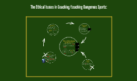 Copy of The Ethical Issues in Coaching Dangerous Sports:
