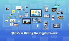 Riding the Digital Wave Presentation to QACPS BOE
