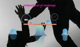 violencia en el noviasgo
