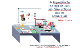 Copy of Sala de aula e outros caminhos