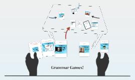 Grammar Games!