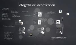 Fotografía de Identificación