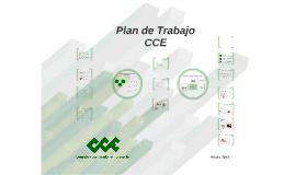 Plan de Trabajo CCE