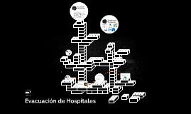 Evacuacion de Hospitales