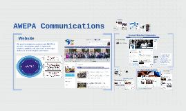 Copy of AWEPA Communications - 2016