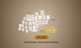 Ravi Shankar Appaiyachettiar Selvaraj on Prezi