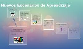 Copy of Nuevos Escenarios de Aprendizaje