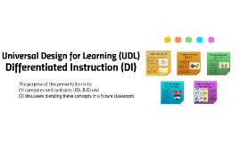 UDL & Differentiation