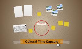 Cultural Time Capsule