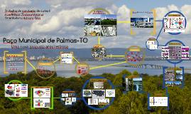 Paço Municipal de Palmas-TO