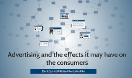 Advertising and the effects it may have on the consumers