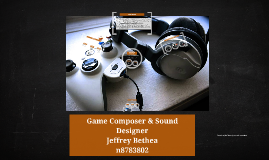 Copy of Game Composer & Sound Designer