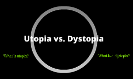 dystopia and utopia in the giver It begins by contrasting utopia vs dystopia, continues with 3 examples of societies (2 dystopian, 1 utopian) and has students underline the characteristics, and ends with students creating their own well-intentioned laws and seeing how they can end up dystopian.