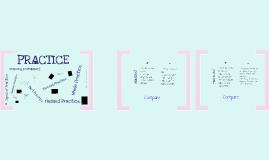 Copy of Types of Practice