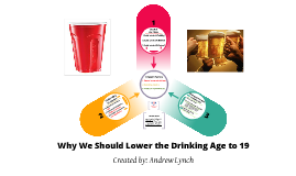why we should lower the drinking age