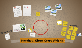 Hatchet / Short Story Writing