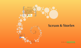 Scrum - Stories