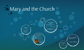 Mary and the Church