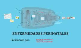 ENFERMEDADES PERINATALES