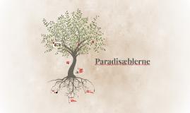 Paradisæblerne