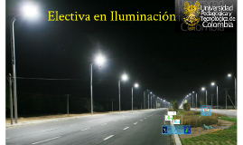 ELECTIVA ILUMINACIÓN R1