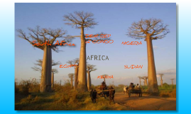 Africa Focus Countries