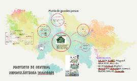 Proyecto de Central Hidroeléctrica Inambari