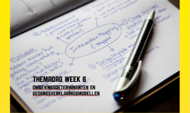 hoorcollege preventie week 1