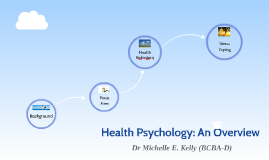 Lecture 1: Health Psychology - An Overview