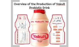 Overview of the Production of Yakult Probiotic Drink