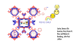 FENG SHUI Filipino Thesis Report