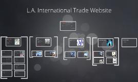 Copy of L.A. International Trade Website