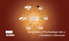 Copy of Integrate Technology into Chemistry Classroom